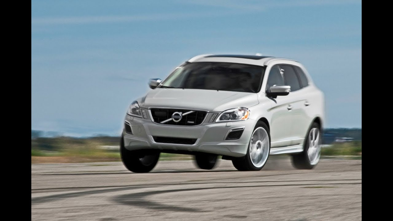 2012 Volvo Xc60 R Design Drive And Review Youtube