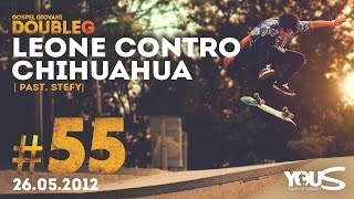 Leone Contro Chihuahua - Past. Stefy | DoubleG
