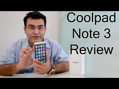 Coolpad Note 3 India Review- Is It Worth Buying?