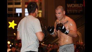 UFC Phoenix: melhores momentos do Treino Aberto