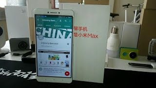 Xiaomi Mi Max 3/32 In Depth Review & Unboxing [Greek]