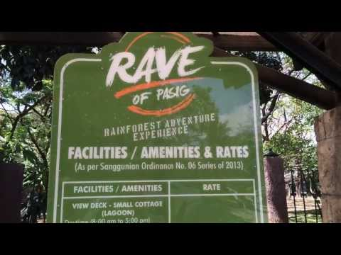 Rainforest Pasig Rave of Pasig Rainforest Adventure Experience by HourPhilippines.com