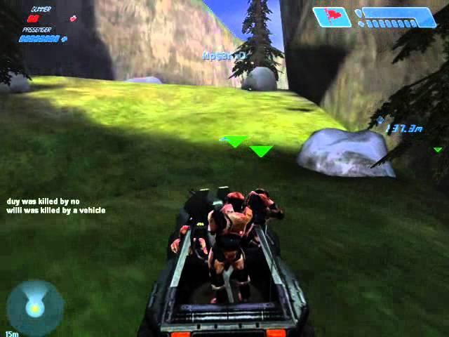 Руководство запуска: Halo Combat Evolved по сети
