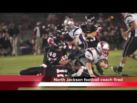 North Jackson High School fires football coach Tony Johnson
