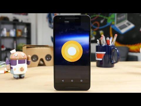 On a testГ Android O 8.0, quelles sont les nouveautГs ?