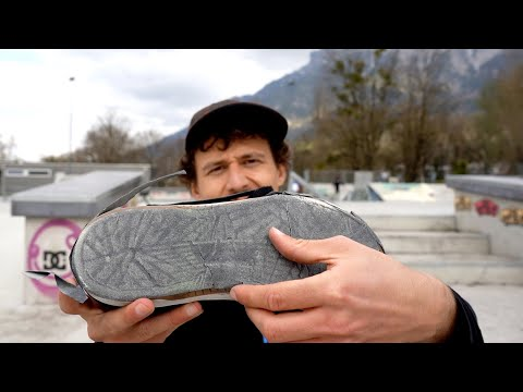 Griptape Skate Shoes?!