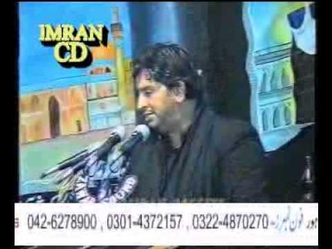 Allama Nasir Abbas Shaheed Yadgar Majlis Hyderabad India video