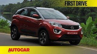 Tata Nexon Petrol   First Drive   Autocar India