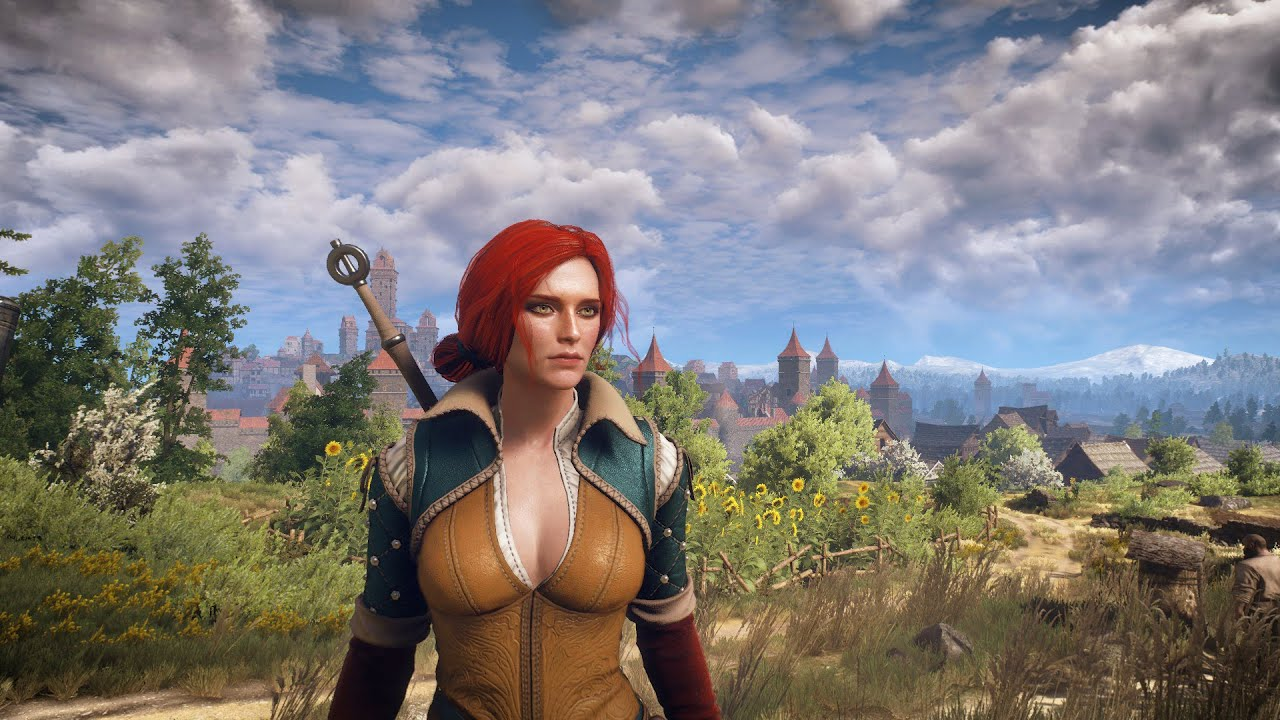 Witcher 3 monster nude mod naked scenes