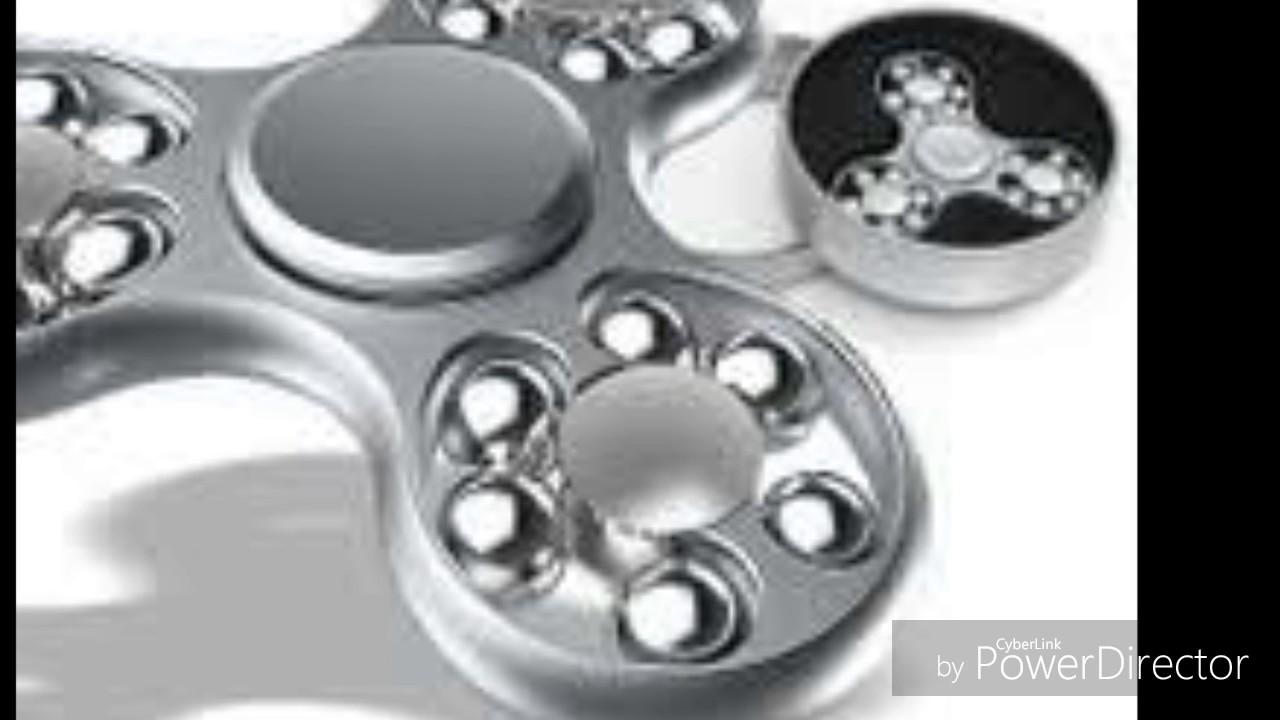 9 fajnie wygladajacych fitget spinner