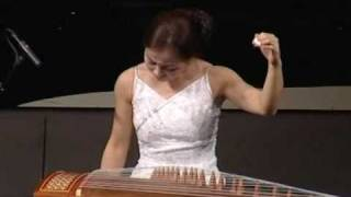 袁莎古箏演奏:雲裳訴 GuZheng Concerto: Tune of Rainbow Cloud