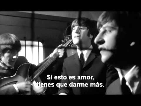The Beatles - I Should Have Known Better - Subtitulos en Español.