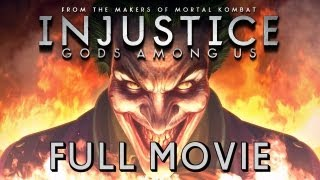 The Grey - Injustice: Gods Among Us - FULL MOVIE (2013) All Cutscenes TRUE-HD QUALITY