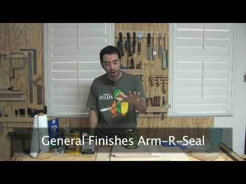 Oil-Based Finish Basics