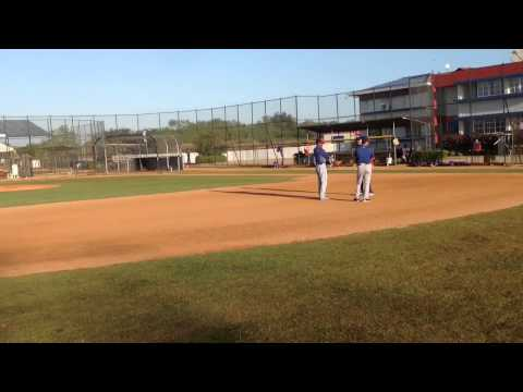 An inside look at the Texas Rangers' Dominican Academy - 02/07/2014