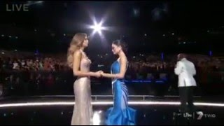 Download • Shocking Twist • MOST EMBARRASSING MOMENT ON LIVE TV - Miss universe results 2015 3Gp Mp4