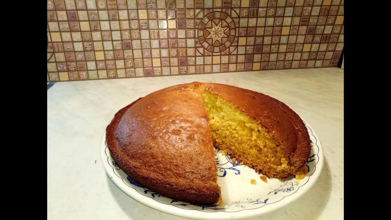 Пирог на кефире на скорую руку рецепт пошагово