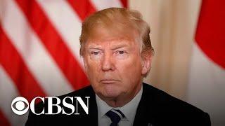Trump threatens veto if Senate rejects national emergency