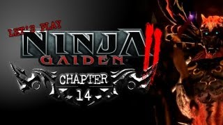 Ninja Gaiden 2 - CH14 FINAL [Master Ninja] (All Weapons)