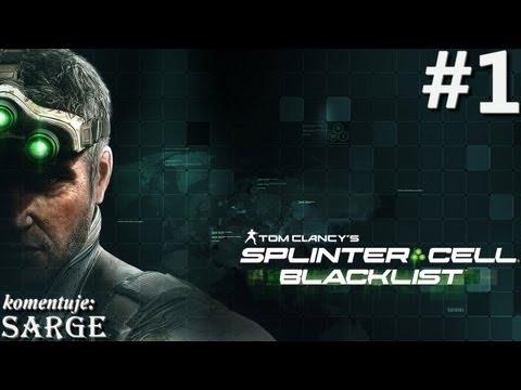 Zagrajmy w Splinter Cell: Blacklist odc. 1 Powstrzymać Czarną Listę