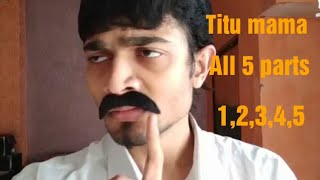 Titu mama all episodes |bb ki vines|jija ji ko dhundho