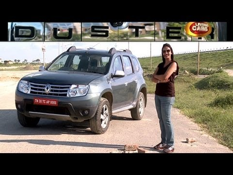 Road test: Renault Duster - NewsX