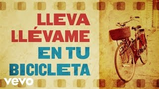 Carlos Vives, Shakira - La Bicicleta (Official Lyric Video)
