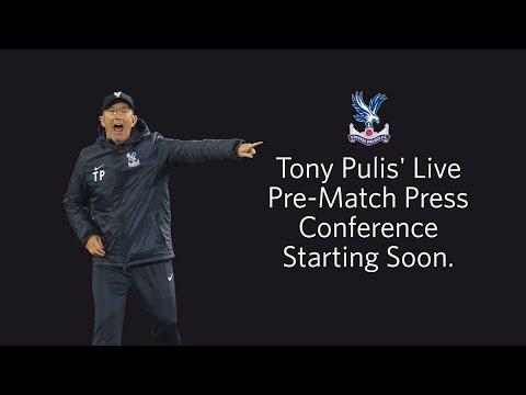 Tony Pulis' Pre-Everton Press Conference