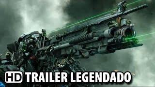 Transformers: Era da Extinção - Trailer Teaser Oficial Legendado (2014) HD