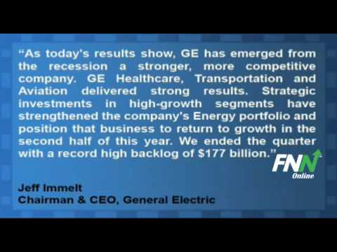 General Electric Topped Q1 Estimates, Top Line Up 6%, Lifted Dividend