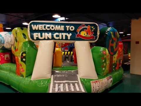 Fun City Ali Mall, Cubao ( indoor playground ala Kidzania in Quezon City)