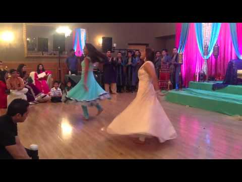 Sehrish and Omars Shaadi Dance