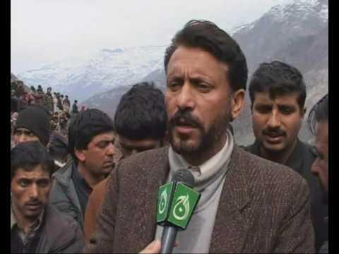 aaj tv Neelum-Jhelum hydropower project pakge from asif raza mir muzaffarabad azad kashmir ,pakistan
