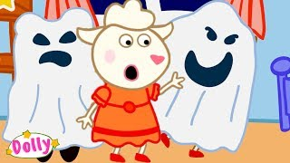 Dolly & Friends Funny Cartoon for kids Full Episodes #77 FULL HD