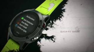 Умные часы серии Fenix 5