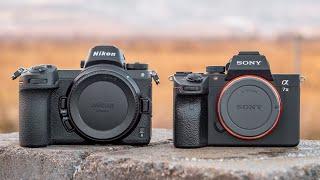 Sony A7III vs Nikon Z6 - Who Won the Mirrorless War?