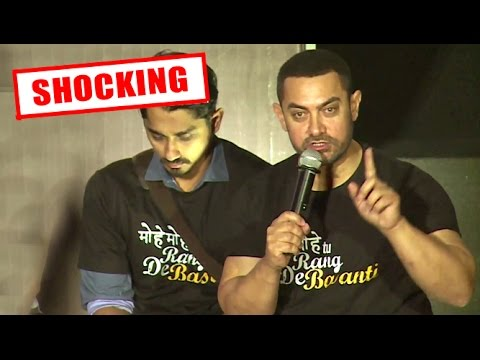 Aamir Khan Intolerance Interview 2016 - Full Video HD