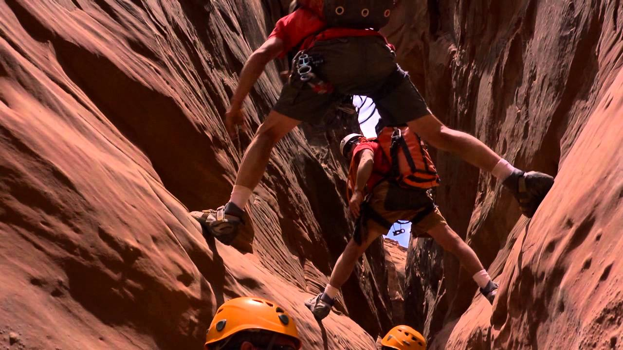 Canyoneering Utah Canyon Utah Bucket List Canyoneering