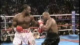 Майк Тайсон - Леннокс Льюис 55 (2) Mike Tyson vs Lennox Lewis