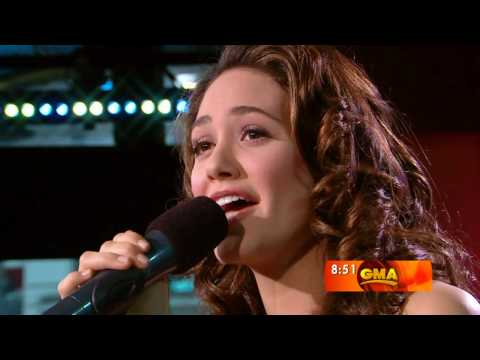 Daniel Damico- Good Morning America w/ Emmy Rossum