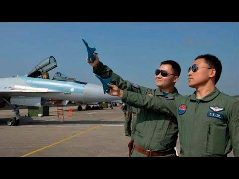 Китайцы собрали русский истребитель