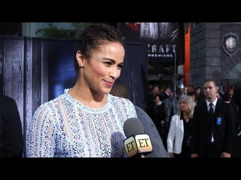 EXCLUSIVE: Paula Patton Says Son Julian Is Taking After Robin Thicke -- He Loves Dance Parties!