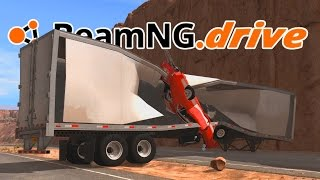 BeamNG drive - Senseless Destruction! - BeamNG.drive Scenario Gameplay - New Campaign Update!