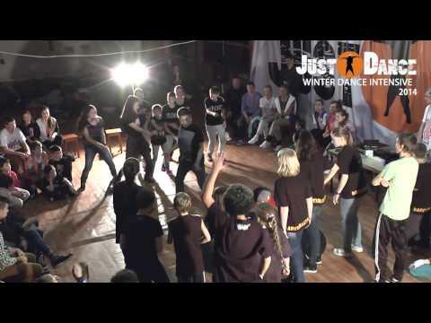Хип-хоп баттлы и брейк джемы из Just Dance 2014 от школы танцев ДэнсМастерс