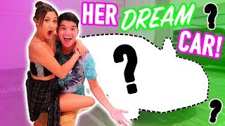 BOUGHT MY GIRL A NEW CAR! (REACTION)