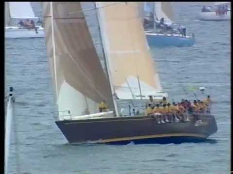 1996 Sydney Hobart Yacht Race start