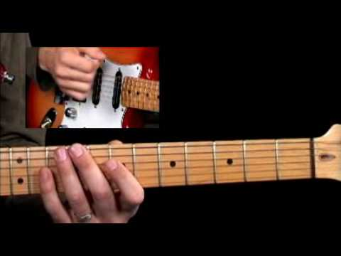 Funk Guitar Lessons - 50 Funk Guitar Licks - #48: Holy Bortnick, Batman!