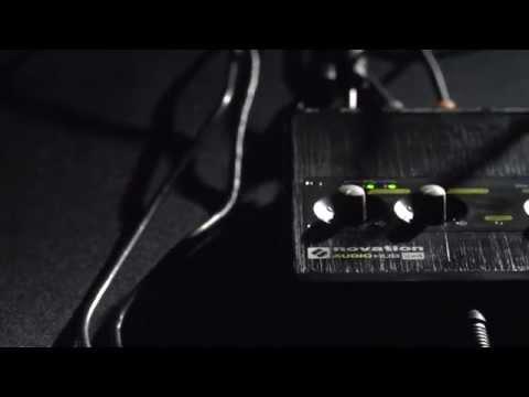 Novation // Audiohub 2x4 feat. Nitemoves