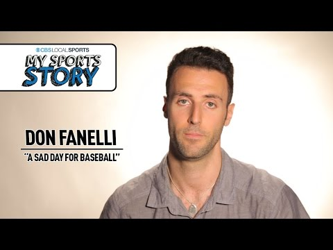 My Sports Story: Don Fanelli On College Baseball