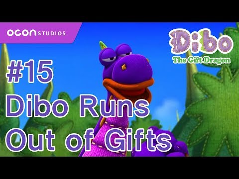 [ocon] Dibo The Gift Dragon Ep15 Dibo Runs Out Of Gifts ( Eng Dub) video